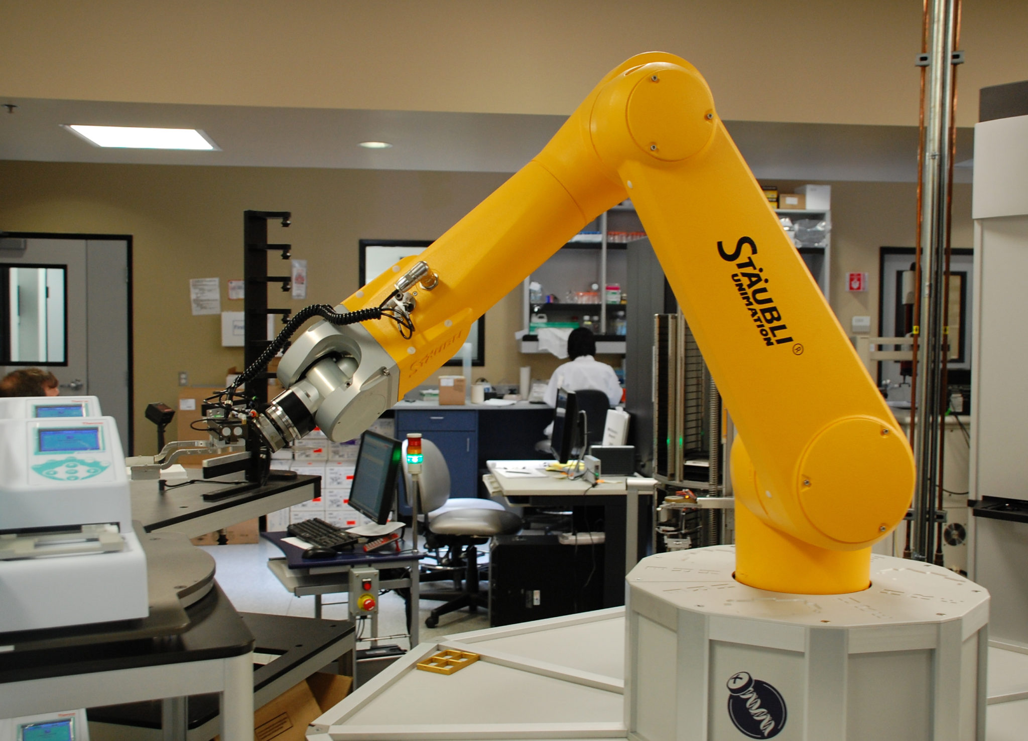 Robot in Medical Technology