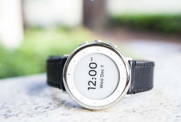 Verily Life's Health Tracking Watch
